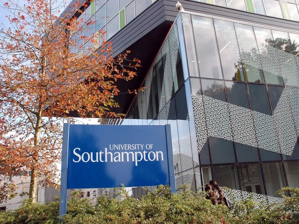 beasiswa pascasarjana fully-funded Univerisity of Southampton, Inggris