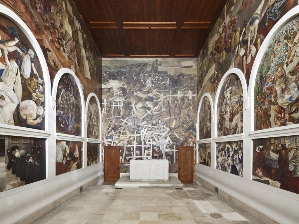 Image result for sandham memorial chapel