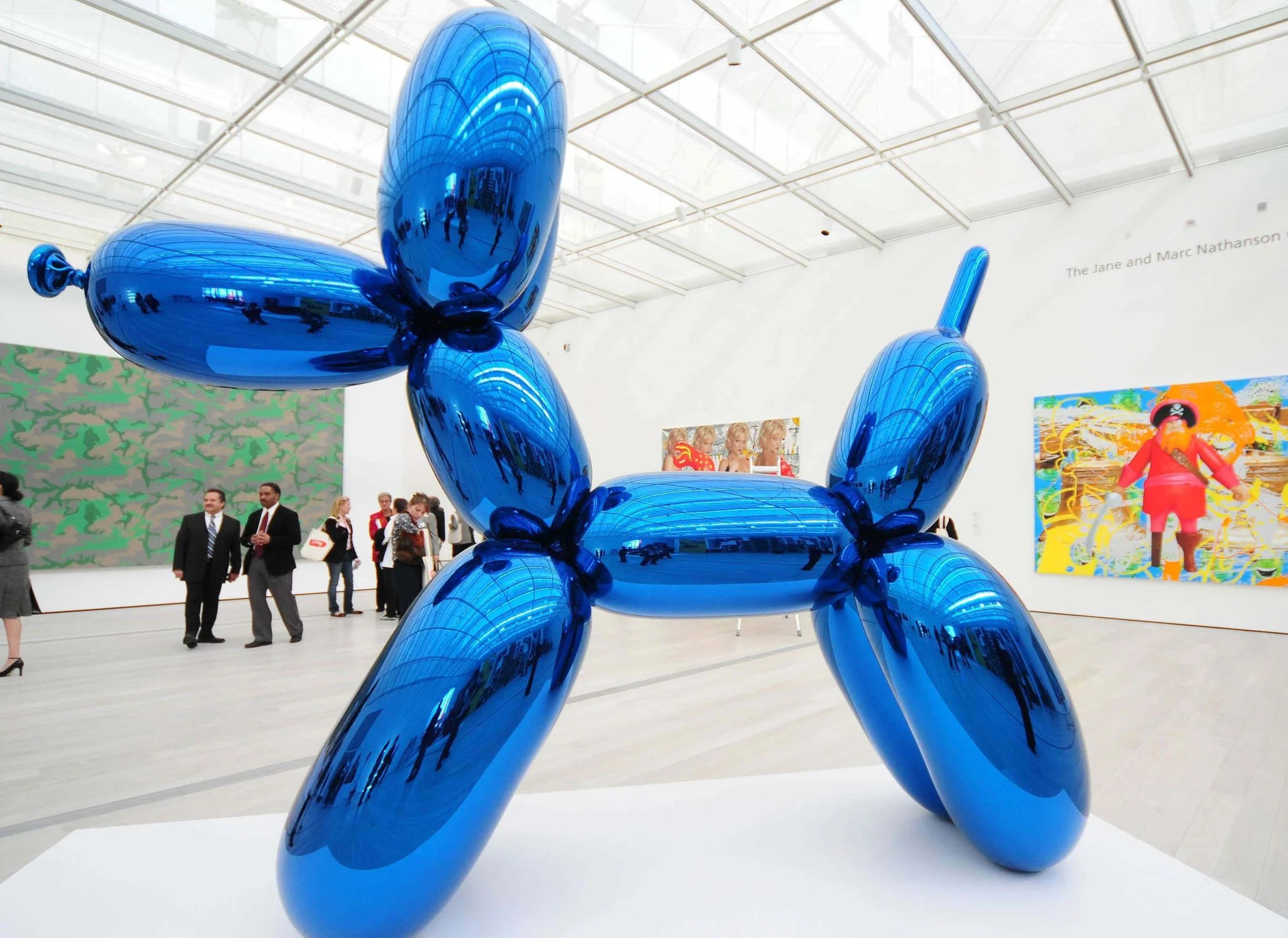 So What Is It About Jeff Koons That Has So Captured Art World S Imagination As Balloon Dog Sells For Record 58m The Independent The Independent