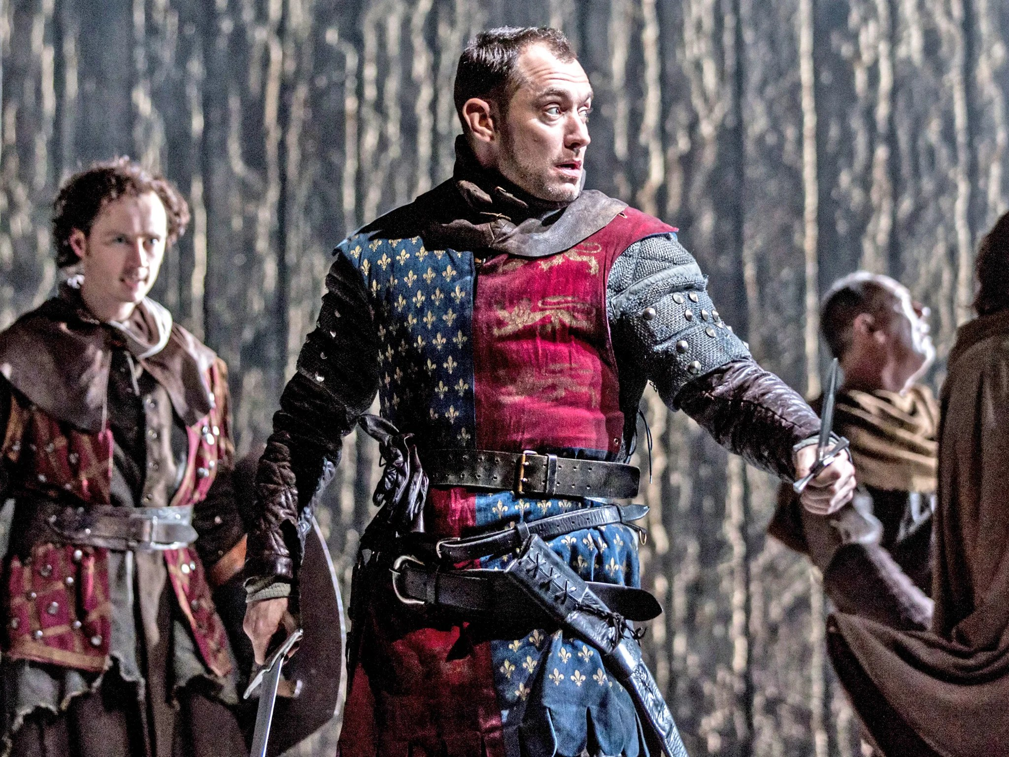 Henry V Theatre Review