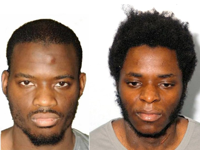 Image result for black radical murderers