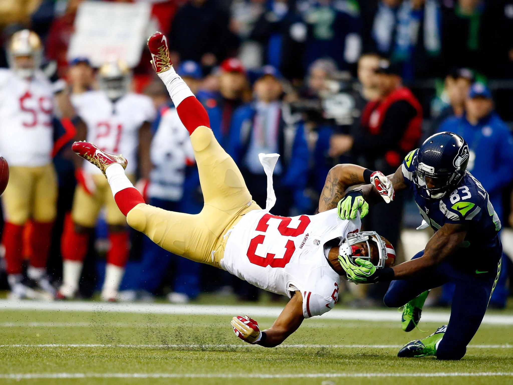 Super Bowl Seattle Seahawks Vs Denver Broncos