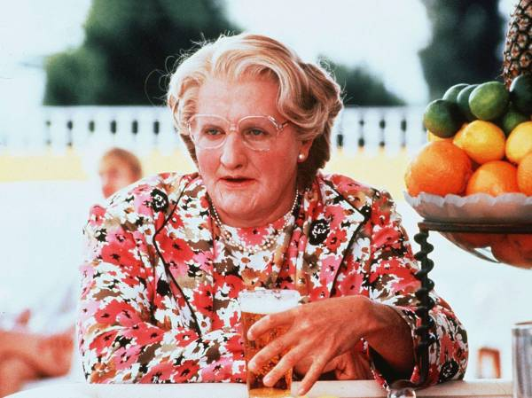 Mrs Doubtfire 2: Robin Williams set to star in sequel to ...