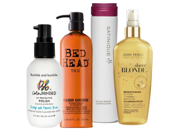 10 best products for colour-treated hair | The Independent