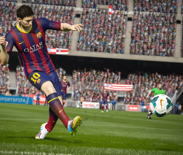 Fifa  Release Date And Trailer Ea Gets All Emotional With Ps Xbox One And Pc Game