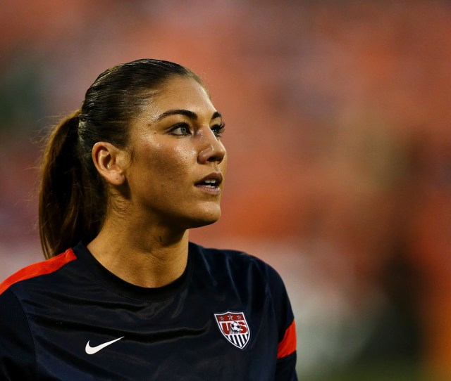 Hope Solo On Naked 4chan Photo Leak This Act Goes Beyond The Bounds Of Human Decency