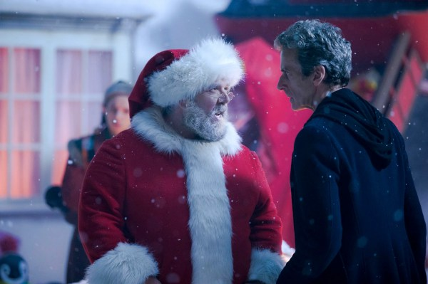 Children in Need 2014: Doctor Who Christmas Special clip ...