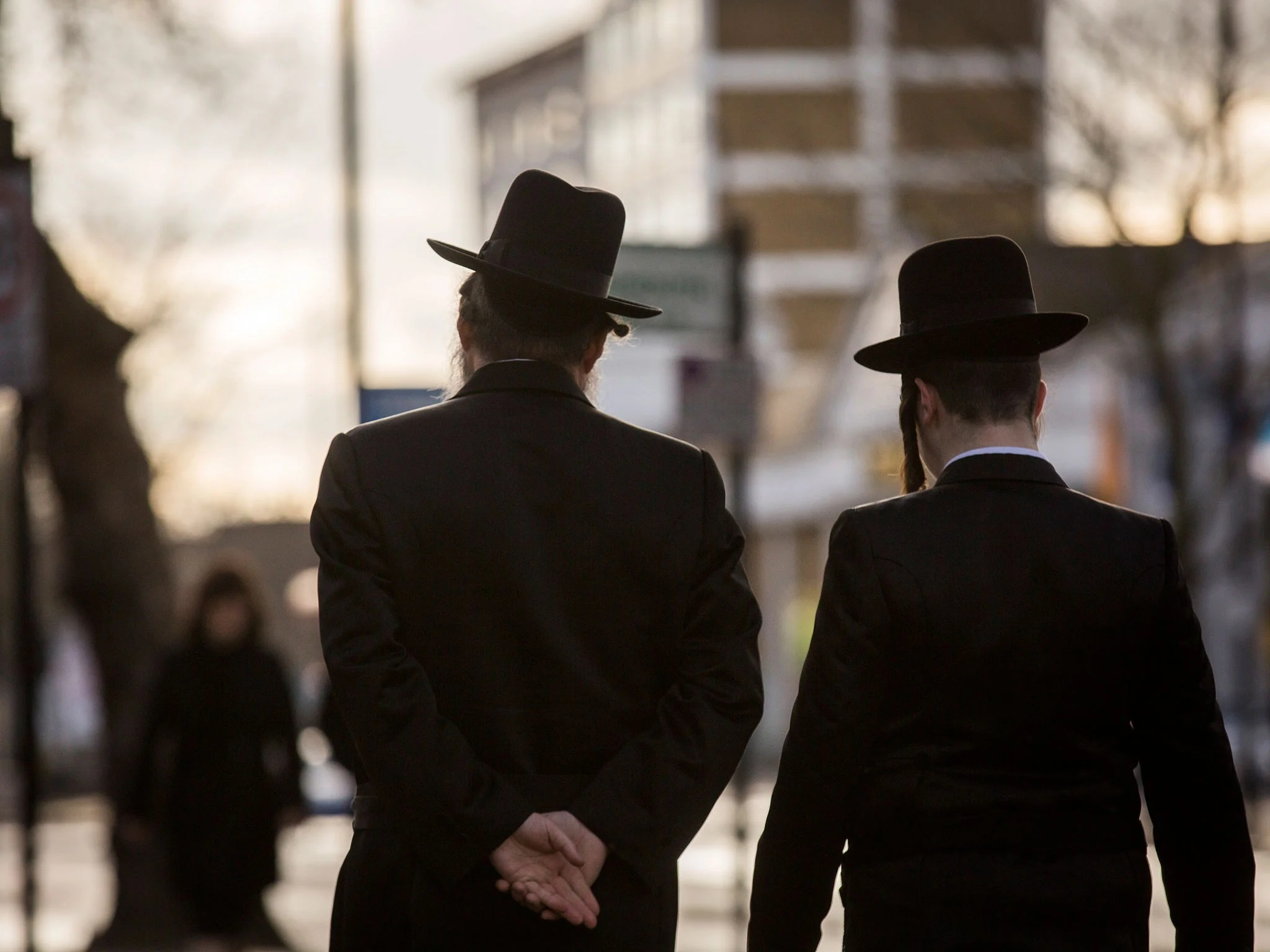 Three Year Old Ultra Orthodox Jewish Children Told The Non Jews Are Evil In Worksheet