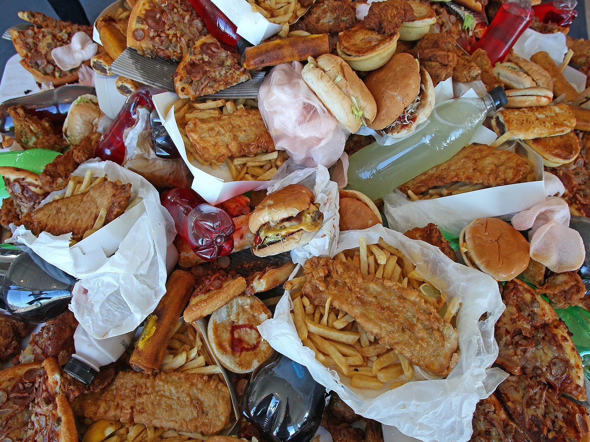 Junk Food Tax Imposed By Navajo Nation Is The First In The