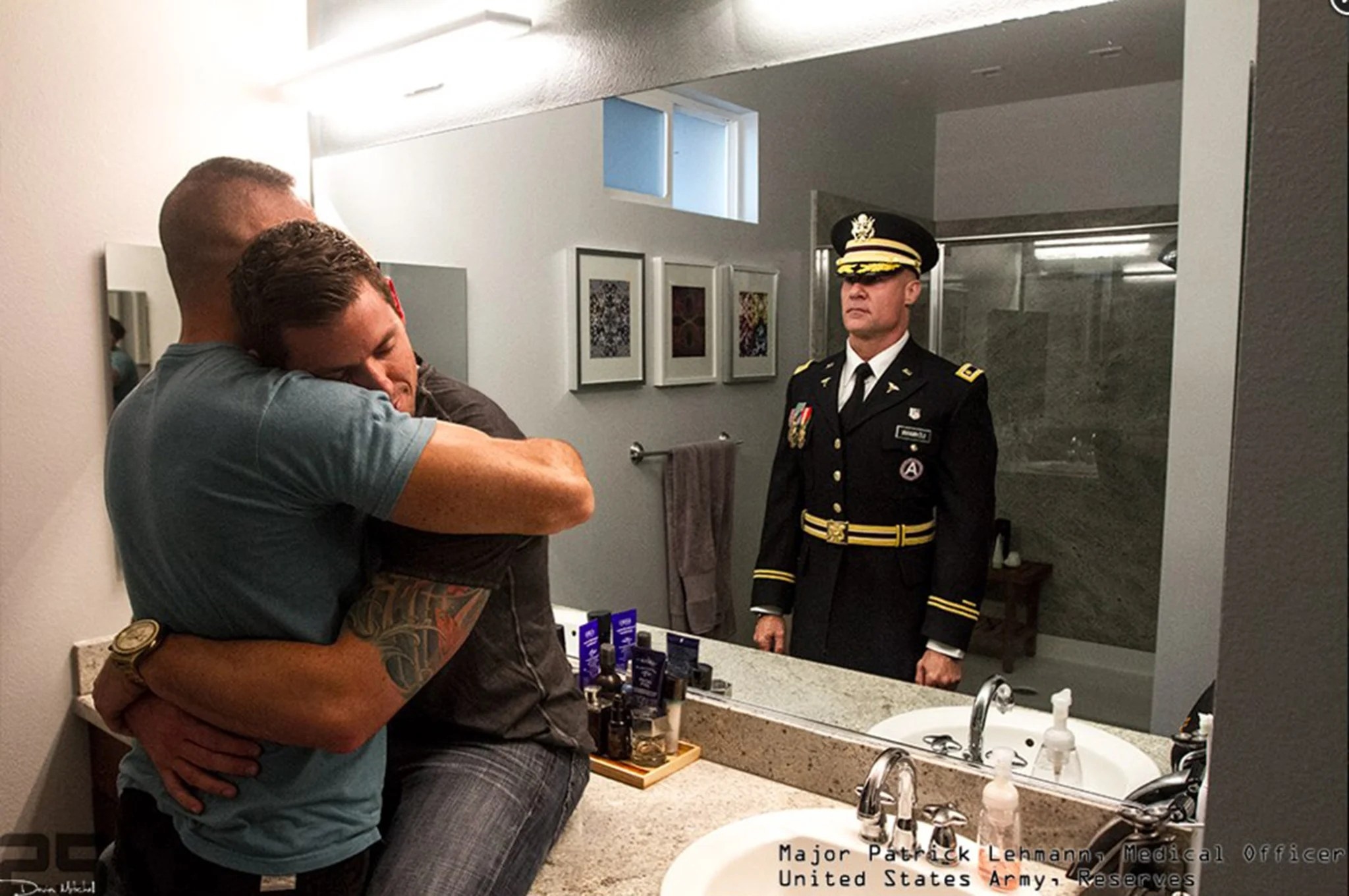 Ptsd Photo Series Documents What The Disorder Is Really