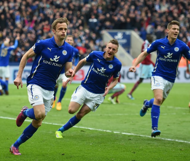 Leicester City 2 West Ham United 1