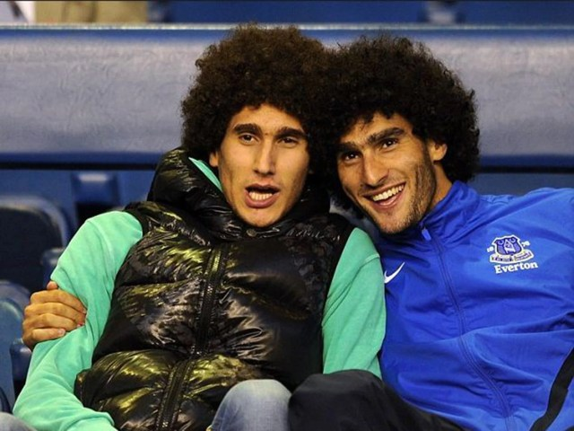 Image result for Mansour BROTHER of fellaini
