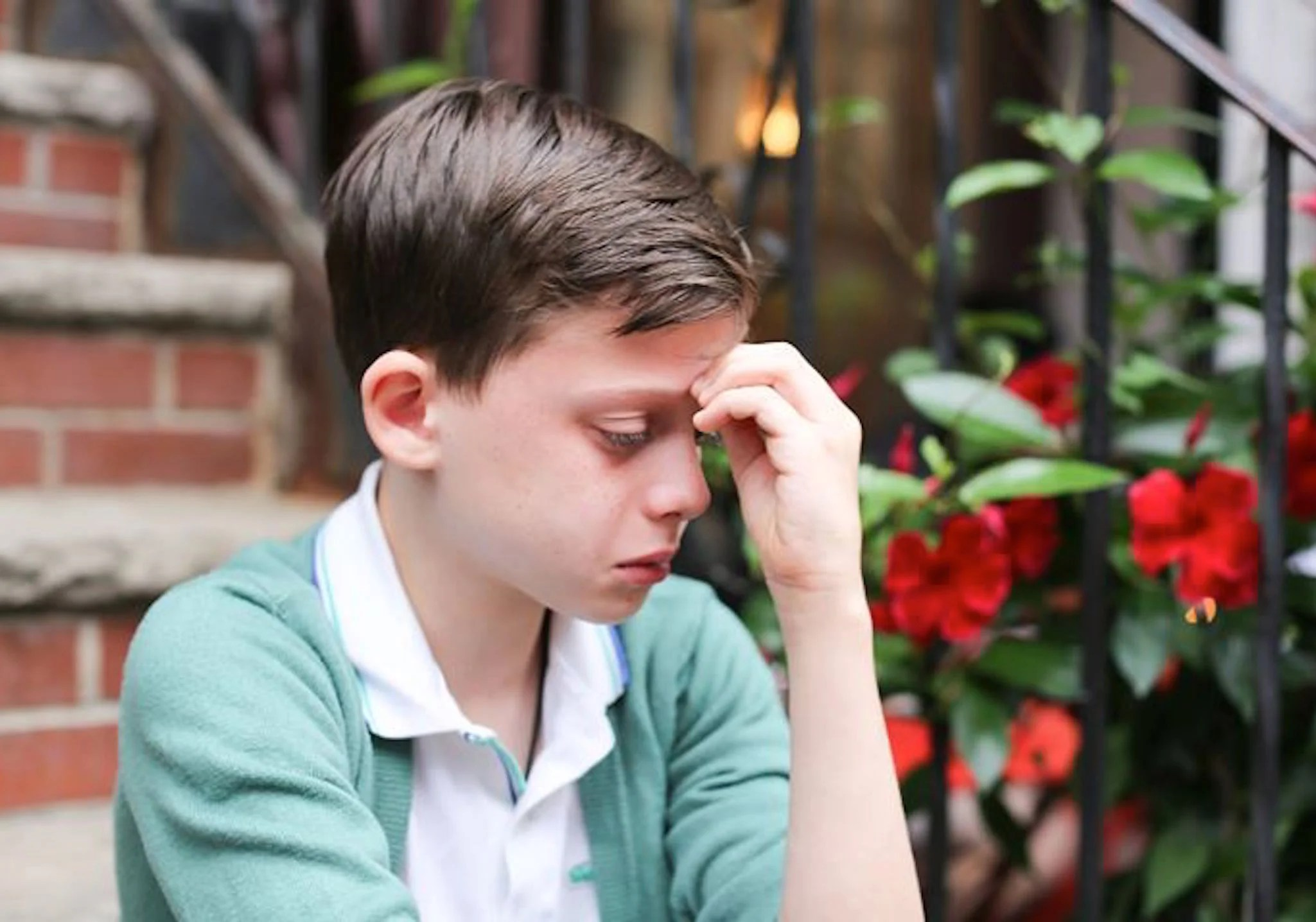 Humans Of New York Image Of Crying Gay Teen Receives Best