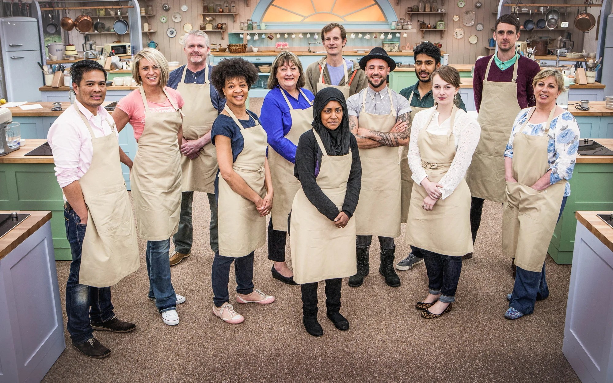 5 Reason Why I Love Watching The Great British Bake Off