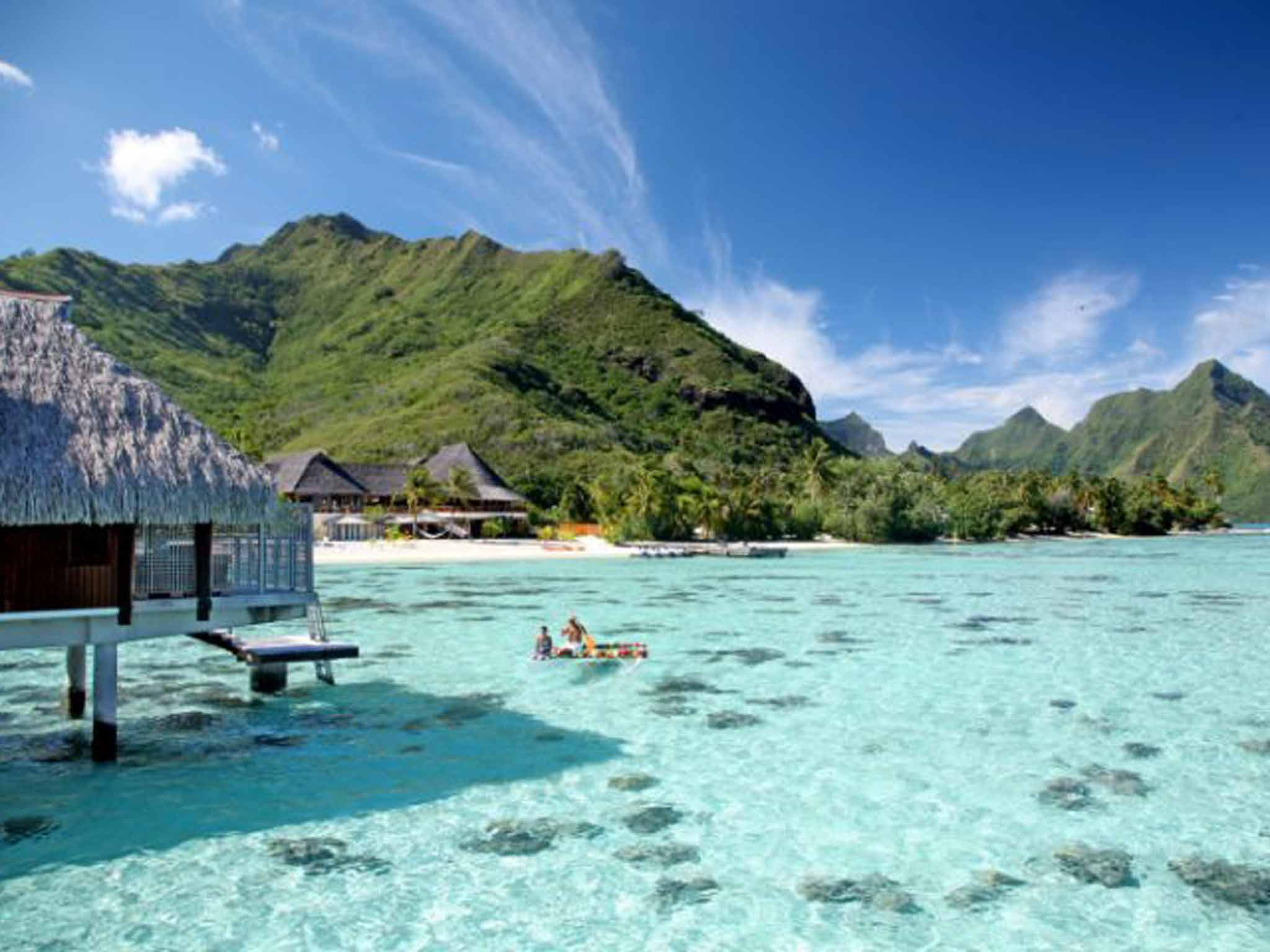 Tahiti Honeymoon Uk