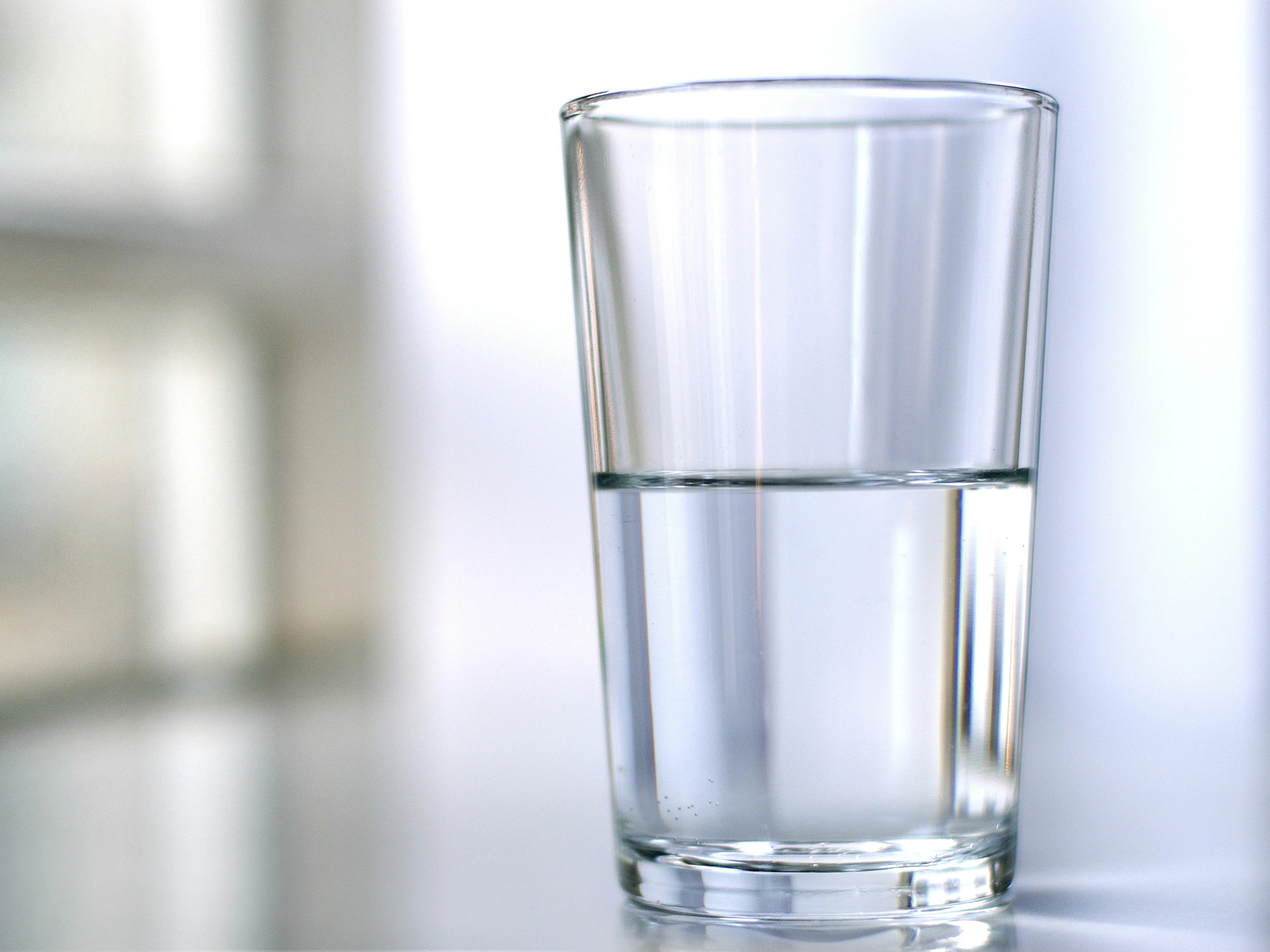 Is The Glass Half Full Or Half Empty Science Knows Your Answer