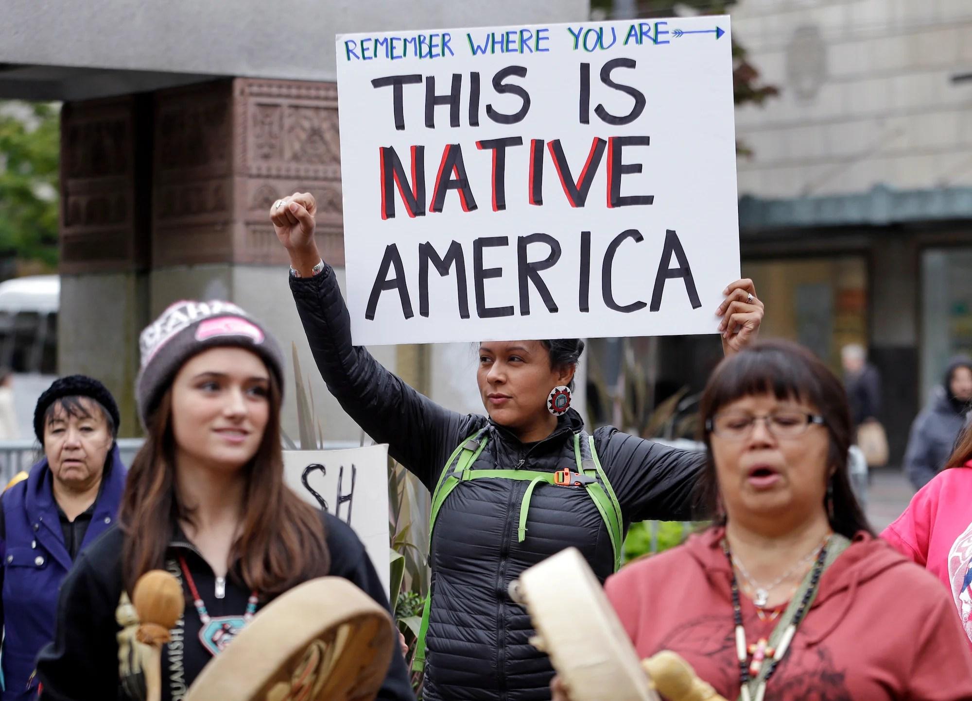 Salt Lake City Votes To Celebrate Indigenous Peoples Day