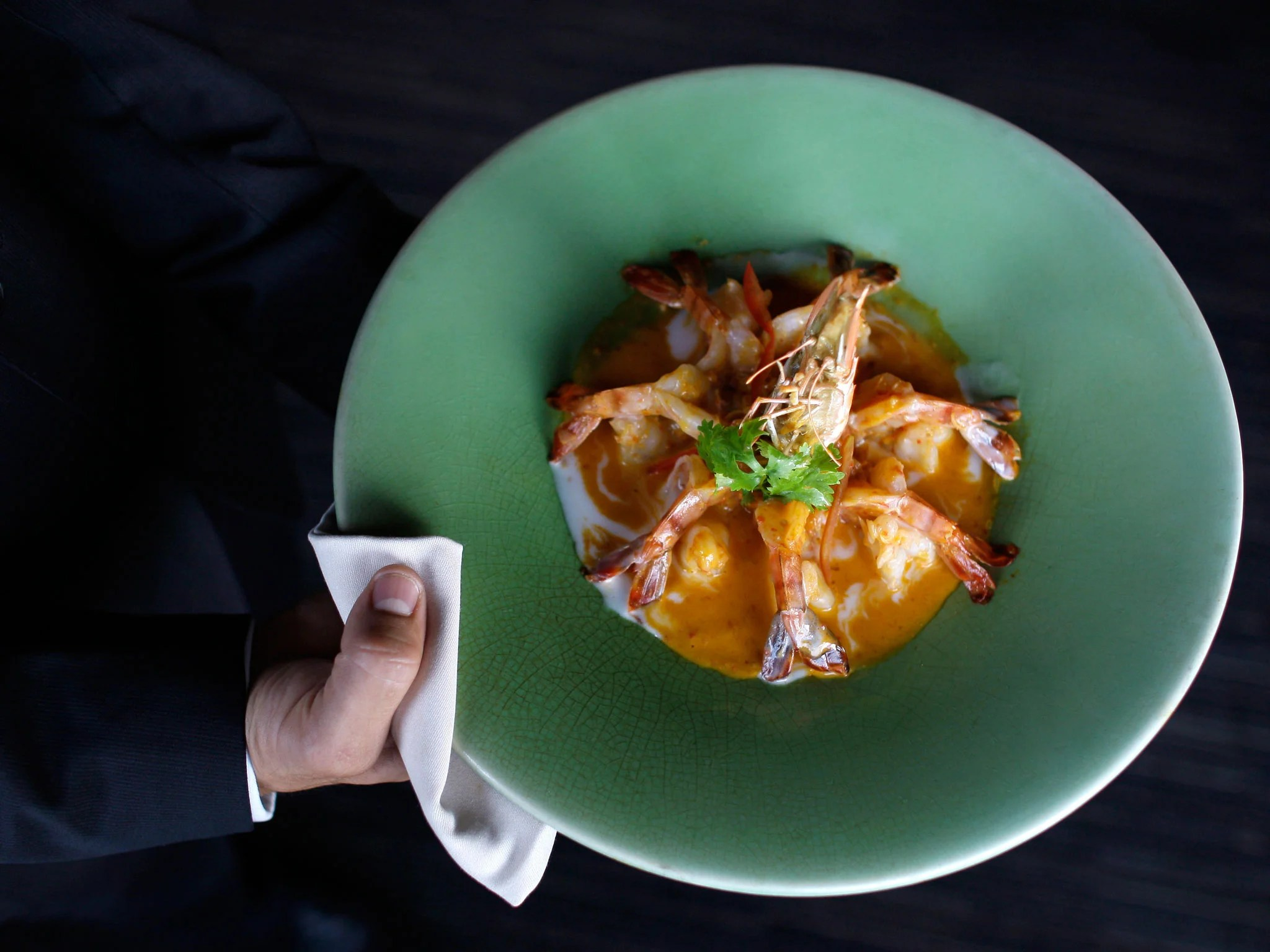 dish of the day food reviews often go beyond the call of duty