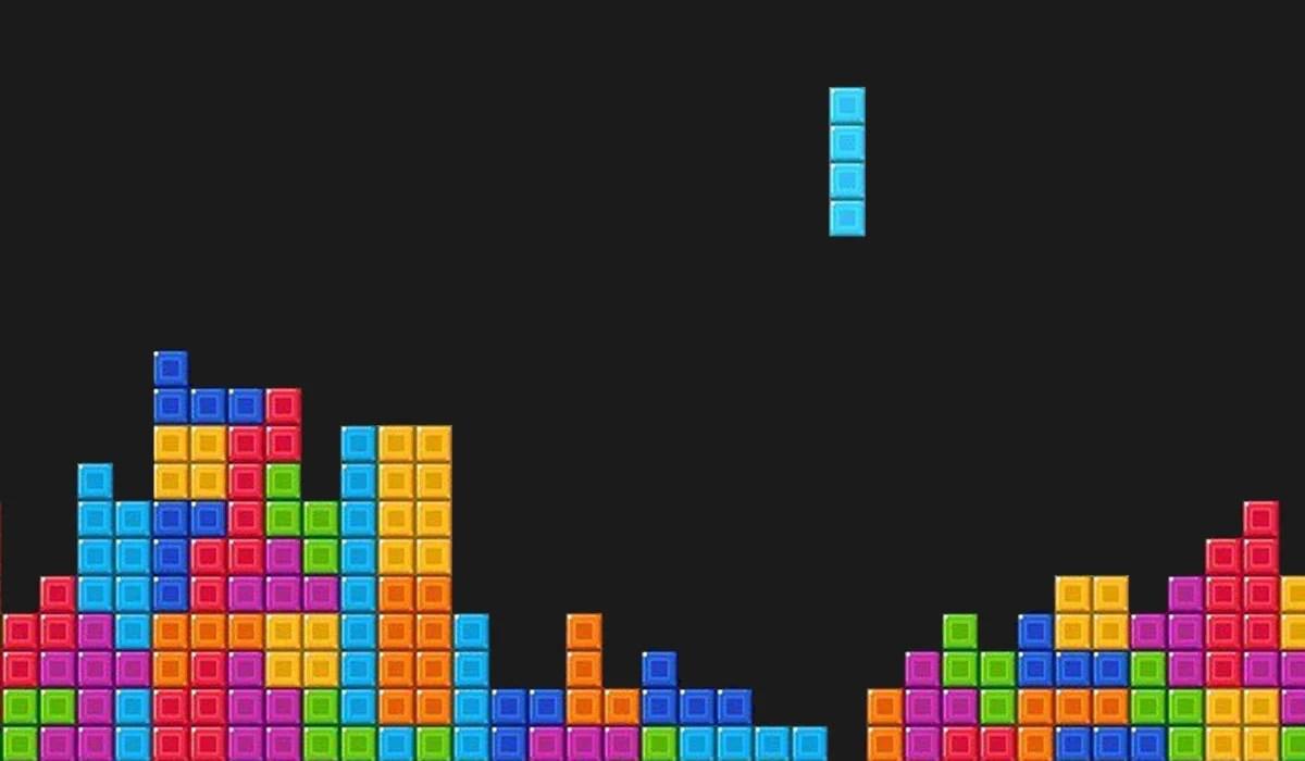 Hra tetris
