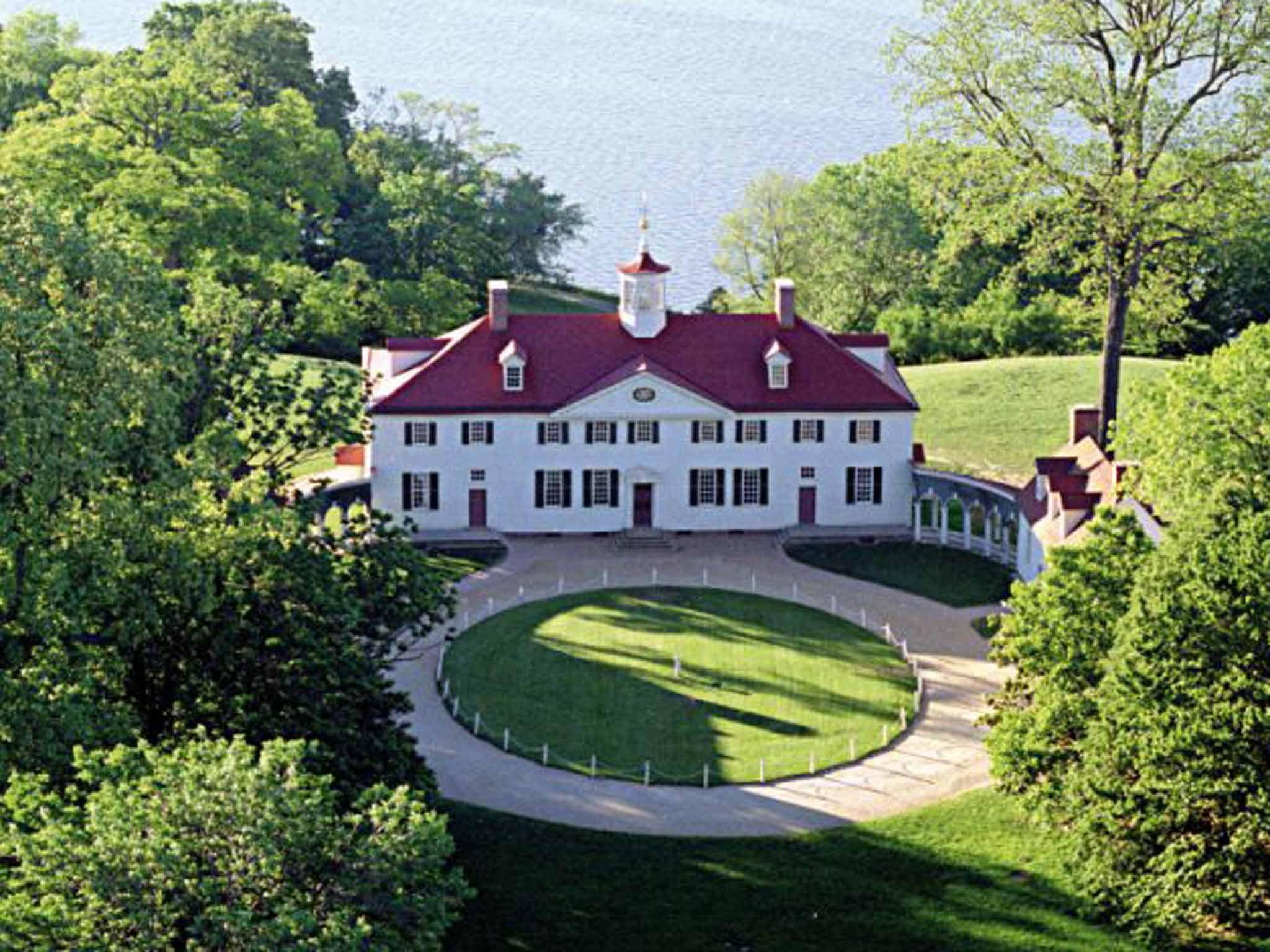 Mount Vernon Virginia George Washington And The Slaves