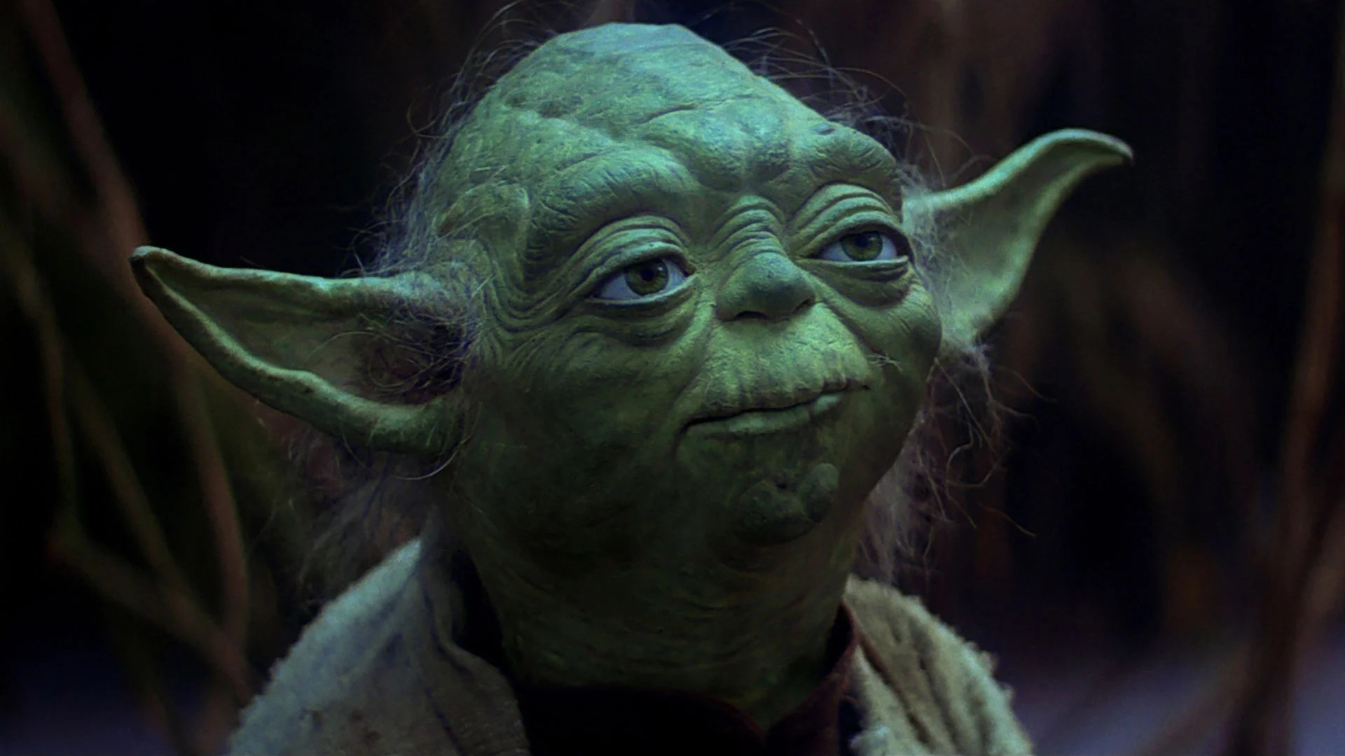 Star Wars Yoda Nearly Almost In Key The Force Awakens Scene