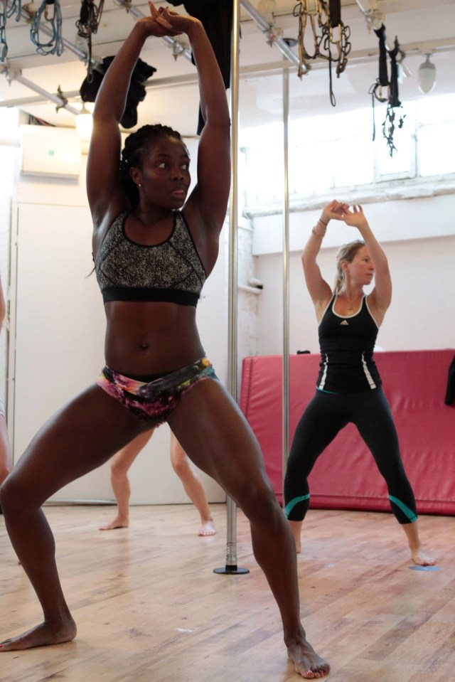 Twerk n Grind fitness class review: 'It's so much more ...
