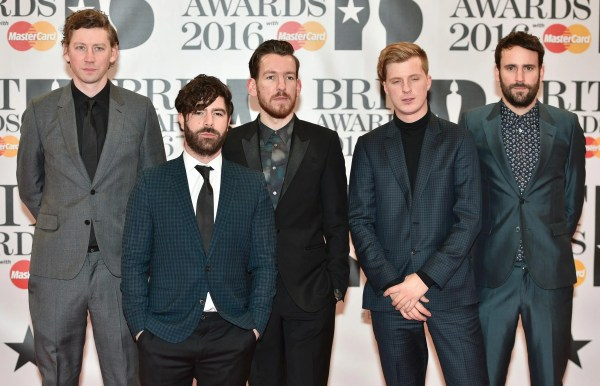Foals bassist Walter Gervers leaves band after 12 years