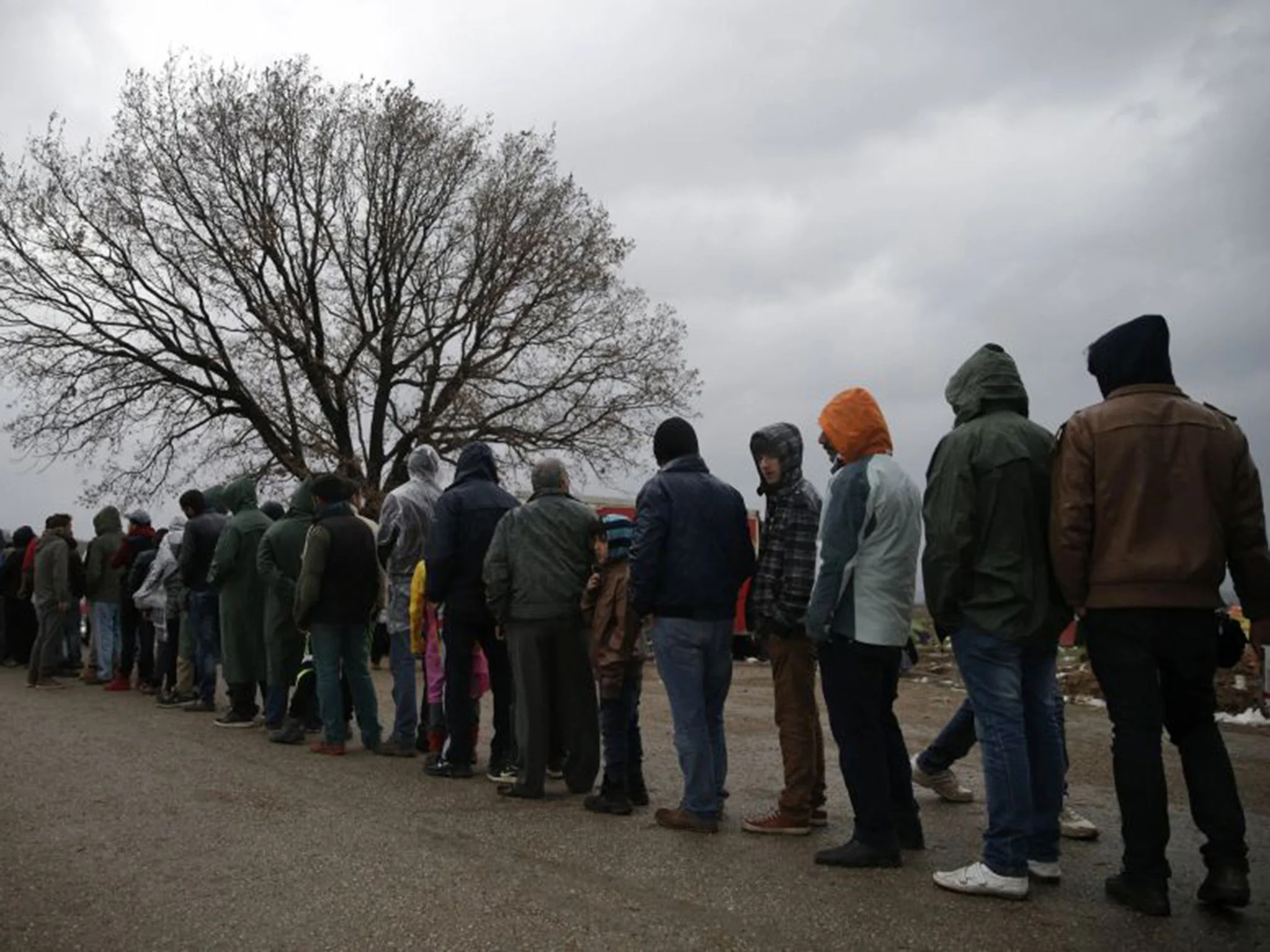 Greece Allowed Hundreds Of Thousands Migrants To