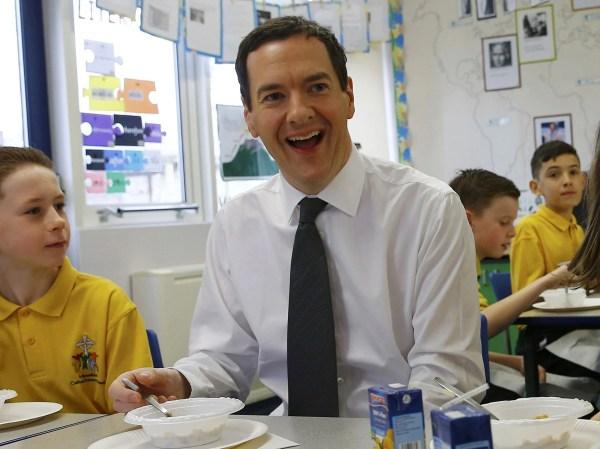 Teachers' devastating verdict on George Osborne's ...