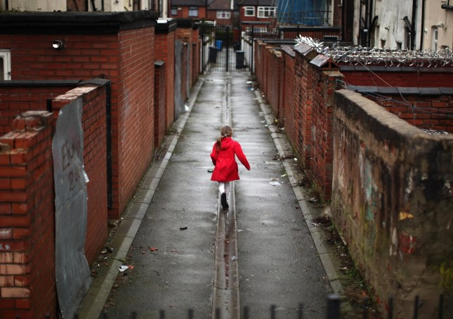 Image result for child poverty uk