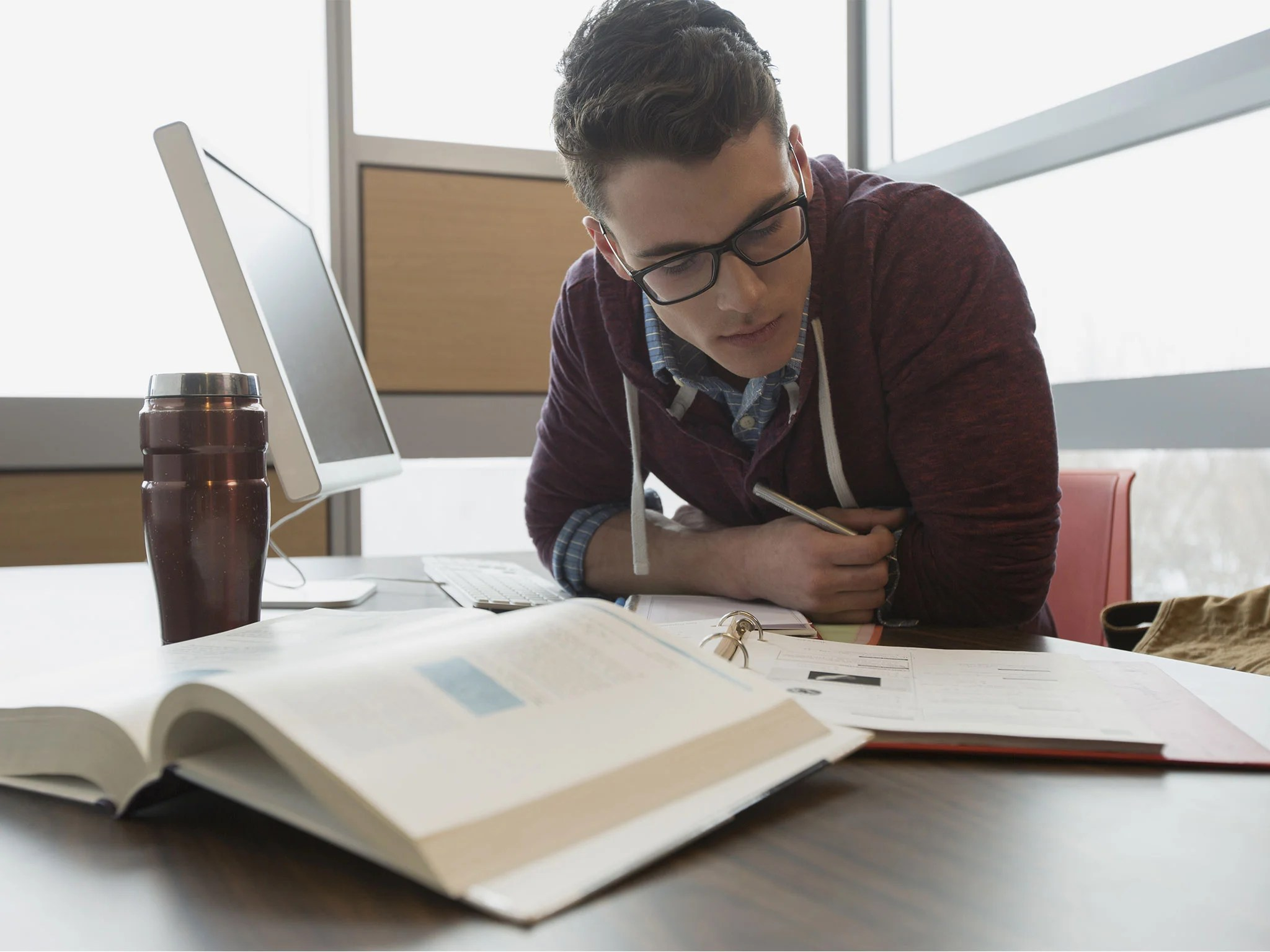 University Students Are Struggling To Read Entire Books