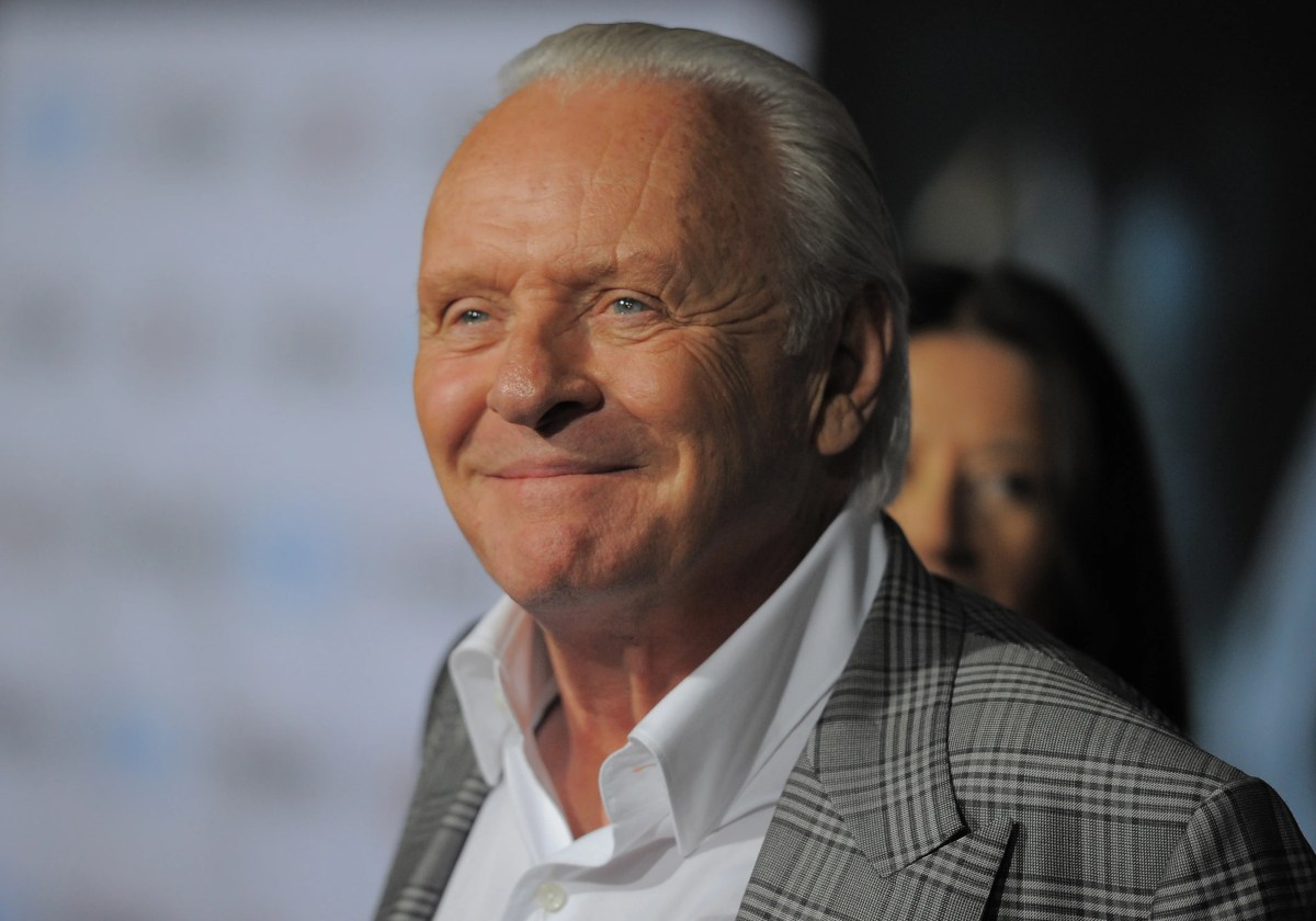 Image result for Sir Anthony Hopkins