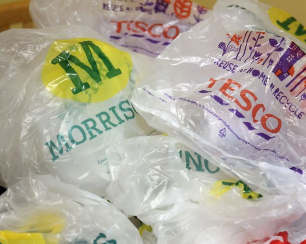 Five-pence charge has saved six billion plastic bags | The ...