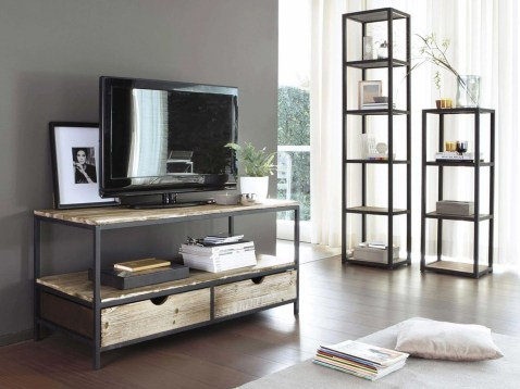 Make your TV a design feature of your living room