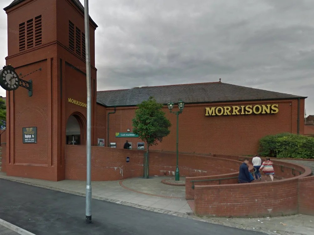 Man Charged After Toddler Carried Off At Morrisons
