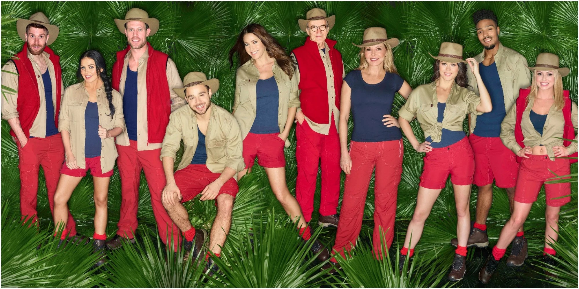 I m a Celebrity 2016 line up revealed by ITV  Ola Jordan  Carol     I m a Celebrity 2016 line up revealed by ITV  Ola Jordan  Carol Vorderman   and Scarlet Moffat heading to the jungle   The Independent