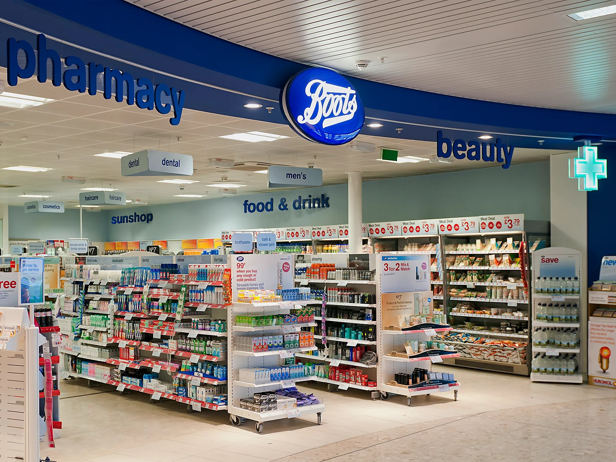 Boots Airport Stores To Stop Charging Vat On Items After