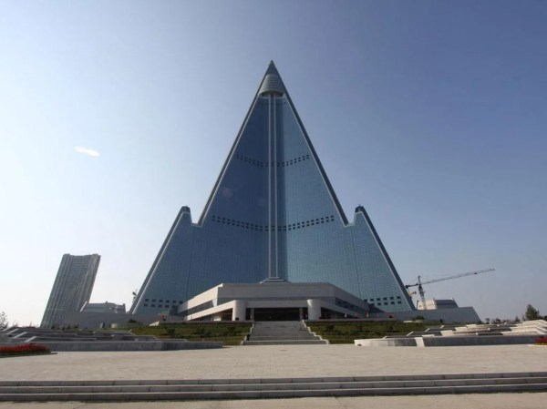 North Korea: Ryugyong 'Hotel of Doom' is one of the ...
