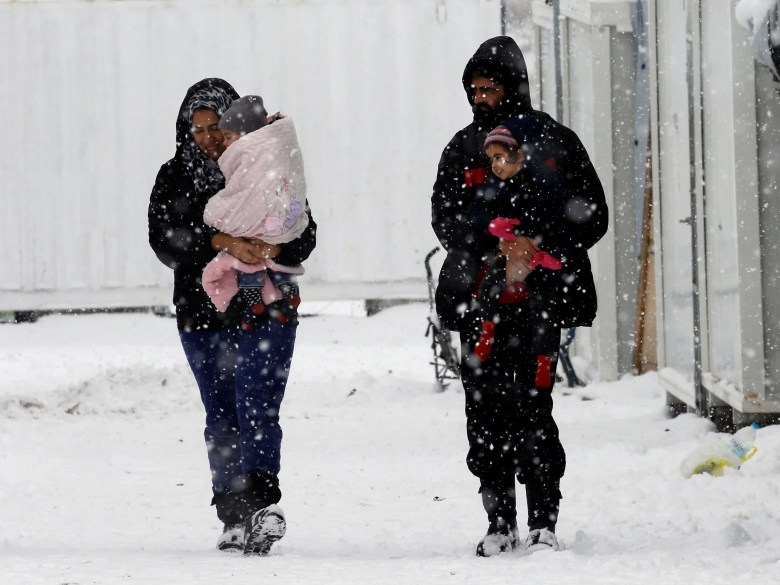 Freezing weather and snow kills more than 60 people across Europe ...
