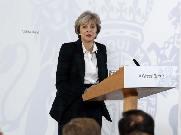 Theresa May's Brexit speech in full: Prime Minister ...