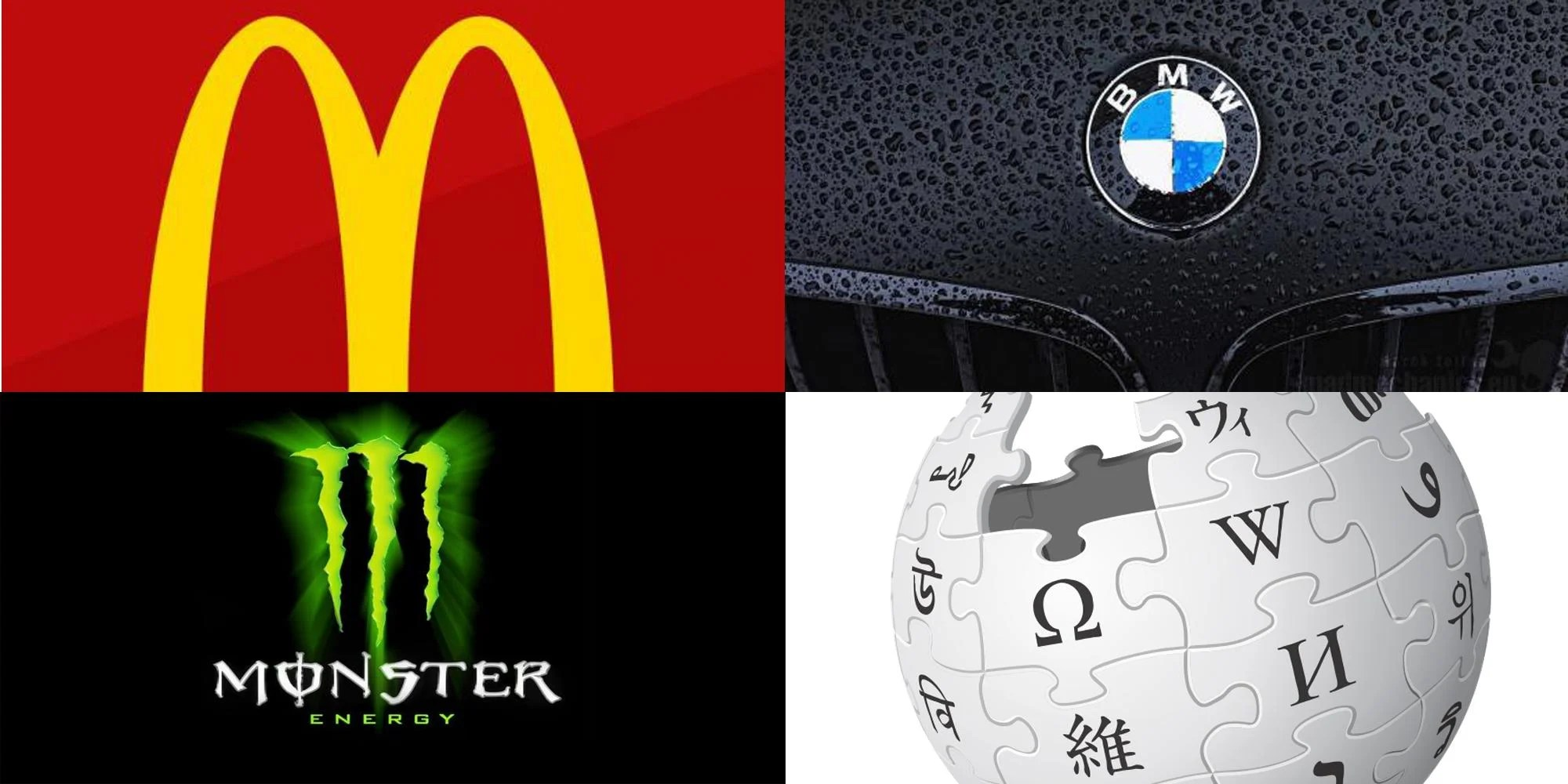 Food Logos And Their Names