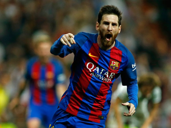 Real Madrid vs Barcelona el clasico player ratings: Lionel ...