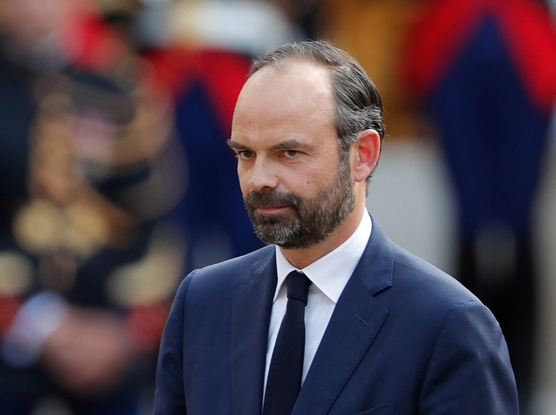 Edouard Philippe Who Is Frances New Prime Minister The Independent