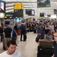 British Airways cancels all flights from Heathrow and Gatwick amid a worldwide computer systems failure