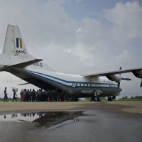 Burma military plane carrying 116 goes missing, says army chief