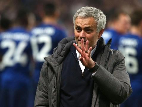 Kết quả hình ảnh cho mourinho