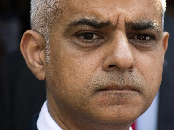 Sadiq Khan criticises YouTube for failing to remove ...