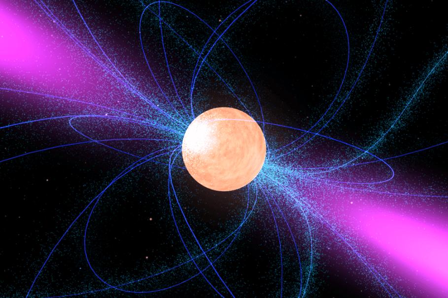 Ana çekme: nötron yıldızları çarpıtmalar yaratır ve yerçekimi dalgalarının kaynağı olabilir