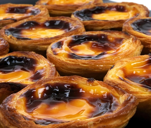 Pastel De Nata The Humble Portuguese Custard Tart With A Recipe That Only Three People Know