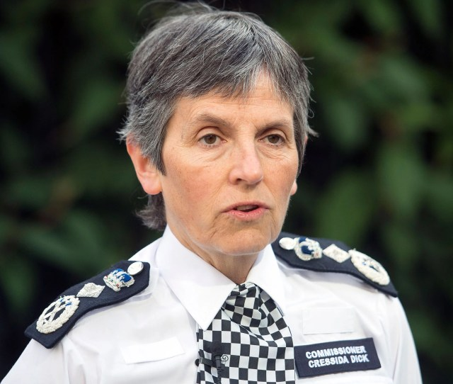 Met Police Commissioner Accused Of Calling For More Black Boys To Be Locked Up To Combat Knife Crime Epidemic